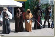 die Figuren aus Star Wars