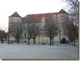 Das Alte Schloss vom Karlsplatz aus gesehen