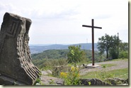 Gipfelkreuz des Birkenkopfs