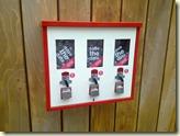 Kaugummi-Automat als Werbung?