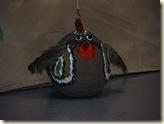 das Objekt der königlichen Begierde - ein Rebhuhn