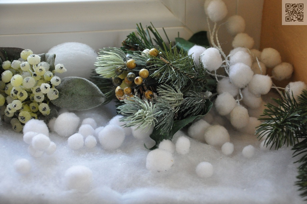 Winter dekoration der fechis blog - Dekoration fa r wohnung ...