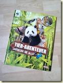 das Tier-Abenteuer Sammelalbum