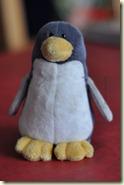 Pinguin ist verloren