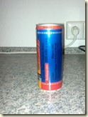 Rechargeable Energy-Drink