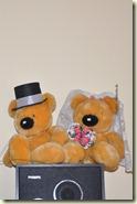 die Hochzeits-Bären