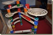 die Quadrilla-Kugelbahn
