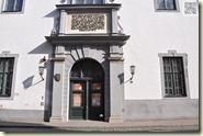 der Eingang zur Augsburger Puppenkiste