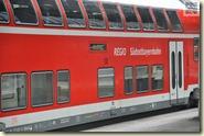 Südostbayernbahn in Stuttgart