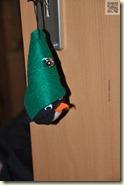 der Eier-Pinguin aus dem Kindergarten