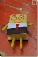 der fertige Spongebob