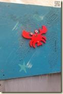 Blinkende Krabben