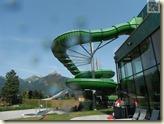Alpenschwimmbad in Reutte
